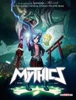 Rayon : Albums (Heroic Fantasy-Magie), Série : Les Mythics T1, Yuko