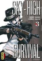 Rayon : Manga (Seinen), Série : Sky-High Survival T3, Sky-High Survival