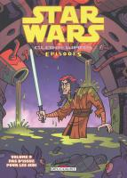 Rayon : Comics (Science-fiction), Série : Star Wars : Clone Wars Episodes T9, Pas d'Issue pour les Jedi