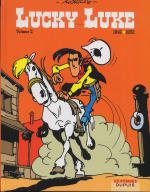 Rayon : Albums (Western), Série : Intégrale Lucky Luke T2, Intégrale 1949-1952