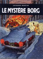 Rayon : Albums (Polar-Thriller), S�rie : Lefranc T3, Le Myst�re Borg (Album Luxe Grand Format)