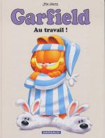 Rayon : Albums (Humour), S�rie : Garfield T48, Garfield au Travail