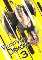 Rayon : Manga (Shonen), Série : World War Demons T3, World War Demons