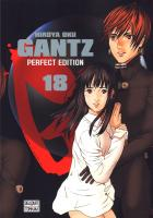 Rayon : Manga (Seinen), Série : Gantz (Perfect Edition) T18, Gantz (Perfect Edition)