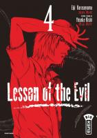 Rayon : Manga (Seinen), Série : Lesson of the Evil T4, Lesson of the Evil