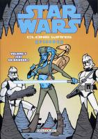 Rayon : Comics (Science-fiction), Série : Star Wars : Clone Wars Episodes T5, Jedi en Danger