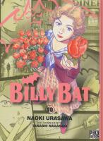 Rayon : Manga (Seinen), Série : Billy Bat T10, Billy Bat