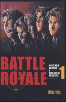 Rayon : Manga (Seinen), Série : Battle Royale T1, Battle Royale