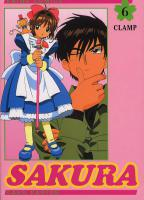 Rayon : Manga (Shojo), Série : Card Captor Sakura (Anime Comics) T6, Card Captor Sakura (Anime Comics)