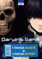 Rayon : Manga (Seinen), Série : Darwin's Game, Darwin's Game (Pack Découverte Tomes 1 & 2)
