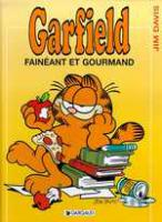 Rayon : Albums (Humour), S�rie : Garfield T12, Faineant et Gourmand