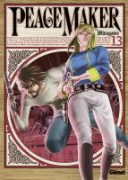 Rayon : Manga (Seinen), S�rie : Peacemaker T13, Peacemaker