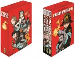 Rayon : Manga (Shonen), Série : Fire Force, Fire Force (Coffret Tomes 1 à 3)