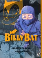 Rayon : Manga (Seinen), Série : Billy Bat T3, Billy Bat