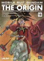 Rayon : Manga (Shonen), Série : Mobile Suit Gundam : The Origin T18, Mobile Suit Gundam The Origin