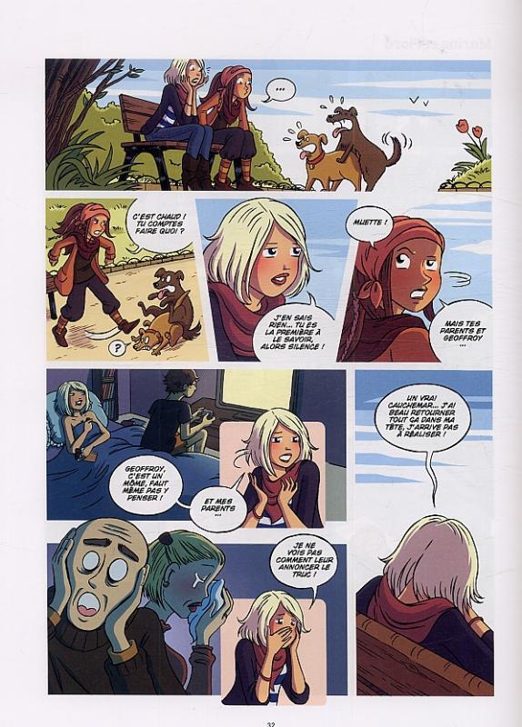 Sexe de bande dessinée pour les adultes
