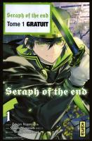 Rayon : Manga (Shonen), Série : Seraph of the End, Seraph of the End (Pack Éditeur Tomes 1 à 3)