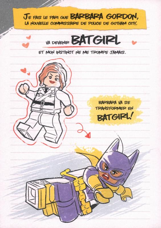 Je Suis Batman Le Journal Du Chevalier Noir Art Dessin