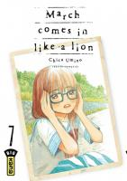 Rayon : Manga (Seinen), Série : March Comes in like a Lion T7, March Comes in like a Lion