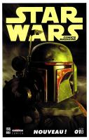 Rayon : Comics (Science-fiction), Série : Star Wars : Comics Magazine T1, Star Wars : Comics Magazine (Couverture B)