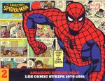 Rayon : Comics (Super Héros), Série : Amazing Spider-Man : Les Comic Strips T2, Amazing Spider-Man : Les Comic Strips : 1979-1981