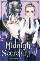 Rayon : Manga (Shojo), Série : Midnight Secretary T1, Midnight Secretary