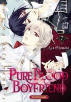 Rayon : Manga (Gothic), Série : Pure Blood Boyfriend T7, Pure Blood Boyfriend