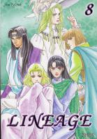 Rayon : Manga (Seinen), S�rie : Lineage T8, Lineage