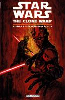 Rayon : Comics (Science-fiction), Série : Star Wars : The Clone Wars T4, Mission 4 : Les Chasseurs de Sith