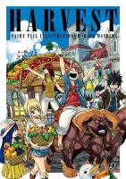 Rayon : Manga (Illustration Manga), Série : Harvest : Fairy Tail Illustrations, Harvest : Fairy Tail Illustrations