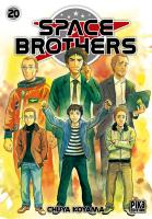 Rayon : Manga (Seinen), Série : Space Brothers T20, Space Brothers