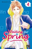 Rayon : Manga (Shojo), Série : Waiting for Spring T4, Waiting for Spring