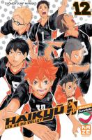 Rayon : Manga (Shonen), Série : Haikyu !! : Les As du Volley T12, Haikyû !! : Les As du Volley