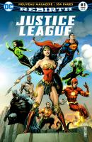 Rayon : Comics (Super Héros), Série : Justice League Rebirth T1, Justice League Rebirth