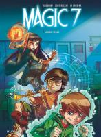 Rayon : Albums (Heroic Fantasy-Magie), Série : Magic 7, Magic 7 (Pack Découverte Tomes 1 & 2)