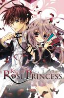 Rayon : Manga (Gothic), Série : Kiss of Rose Princess T1, Kiss of Rose Princess