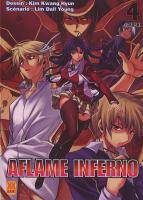 Rayon : Manga (Shonen), S�rie : Aflame Inferno T4, Aflame Inferno