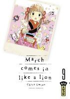 Rayon : Manga (Seinen), Série : March Comes in like a Lion T9, March Comes in like a Lion