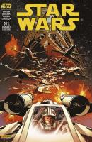 Rayon : Comics (Science-fiction), Série : Star Wars (Série 3) T11, Le Dernier Vol de Harbringer (Couverture 2/2)