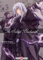 Rayon : Manga (Seinen), S�rie : The Sacred Blacksmith T5, The Sacred Blacksmith