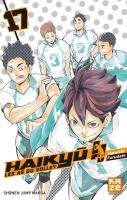 Rayon : Manga (Shonen), Série : Haikyu !! : Les As du Volley T17, Haikyu !! : Les As du Volley