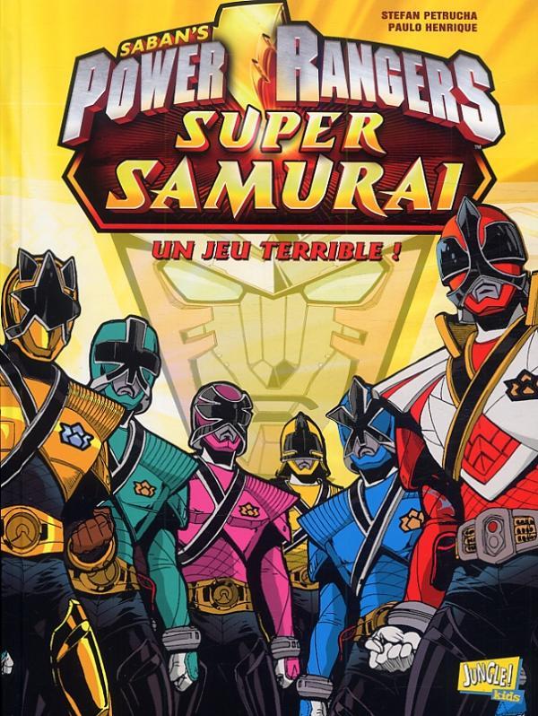 Jeux de combat de power rangers samurai - Jeux de power rangers super samurai ...