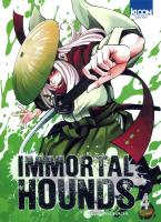 Rayon : Manga (Seinen), Série : Immortal Hounds T4, Immortal Hounds