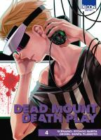 Rayon : Manga (Seinen), Série : Dead Mount Death Play T4, Dead Mount Death Play