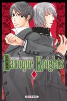Rayon : Manga (Gothic), Série : Baroque Knights T7, Baroque Knights