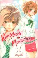 Rayon : Manga (Shojo), Série : Romantic Memories T1, Romantic Memories