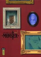 Rayon : Manga (Seinen), Série : Monster T7, Intégrale Monster Tomes 13-14