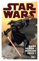 Rayon : Comics (Science-fiction), Série : Star Wars : Comics Magazine T4, Star Wars : Comics Magazine (Couverture A)