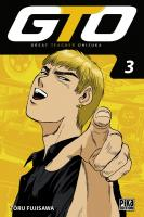 Rayon : Manga (Shonen), Série : GTO : Great Teacher Onizuka T3, GTO : Great Teacher Onizuka (Nouvelle Édition)