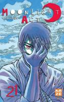 Rayon : Manga (Shonen), Série : Moonlight Act T21, Moonlight Act